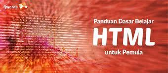 Berlatih HTML Untuk Pemula