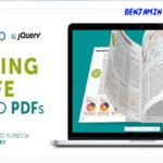 Plugin jQuery Flipbook Gratis dan Berbayar Terbaik